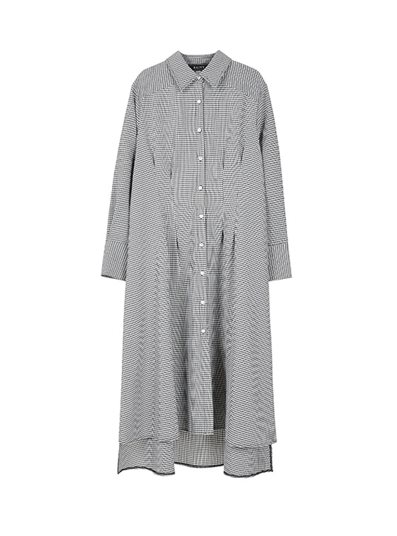 Maxi Shirt One Piece in Check VW8SO0460